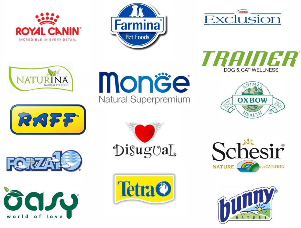 Alimenti per animali Royal canin, farmina, monge, exclusion trainer, Oxbow  a Lecco