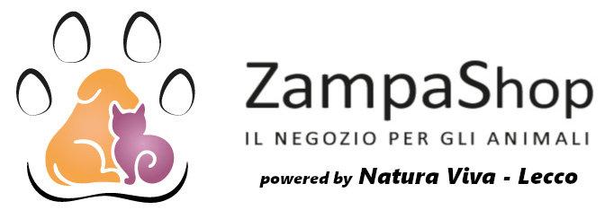 Zampashop, lo shop online per animali di Natura Viva